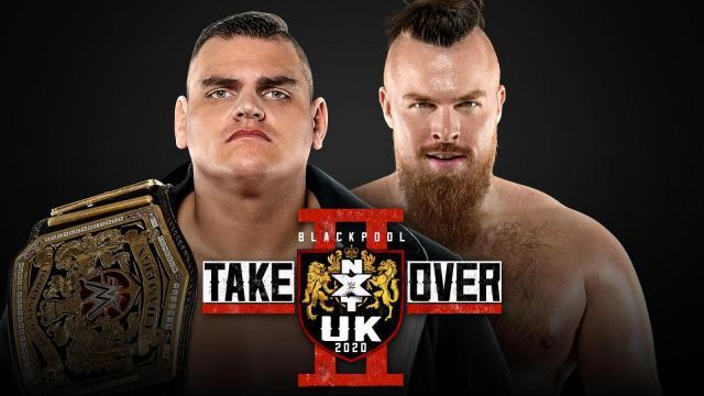 WWE NXT UK Takeover:Blackpool II