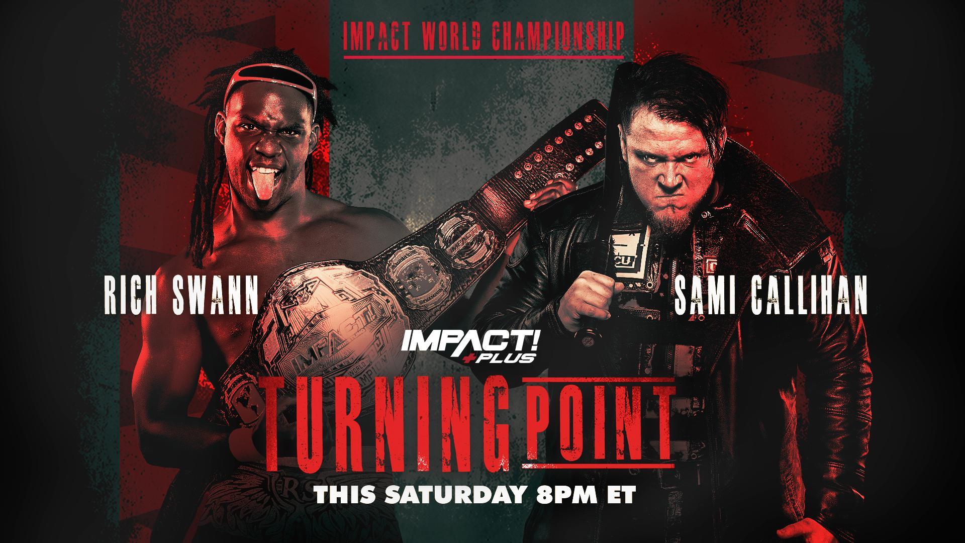 IMPACT Wrestling Turning Point