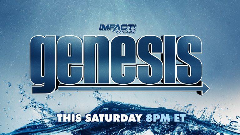 IMPACT Wrestling Genesis