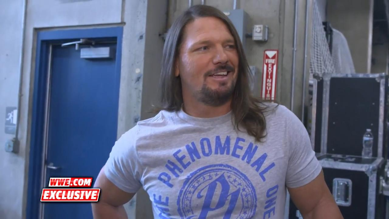 7a8ed904 AJ Styles And Andrade Almas Are Wrestling On Smackdown   Fightful Wrestling