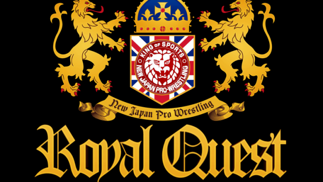 Watch NJPW Royal Quest 2019 8/31/19