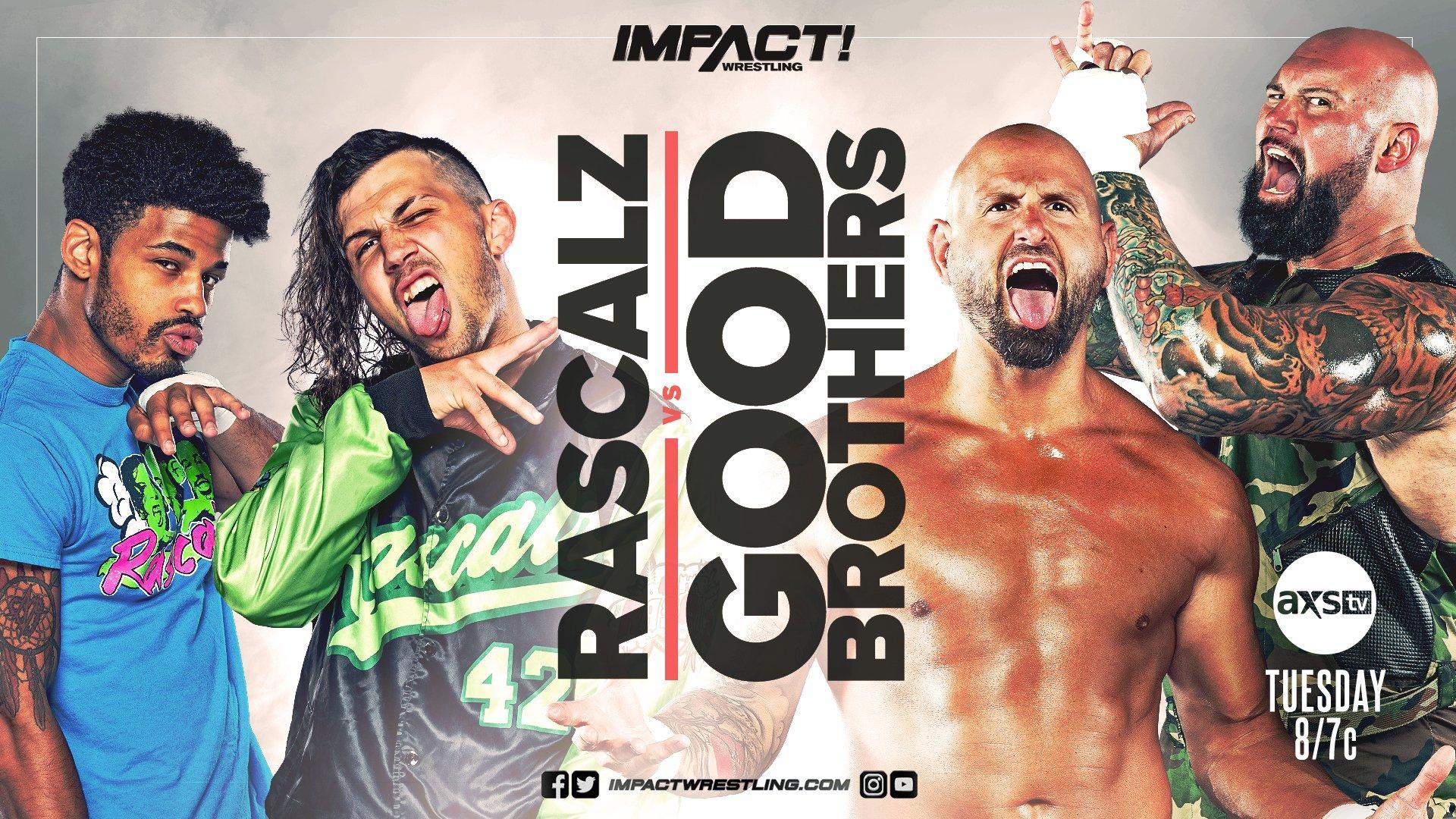 IMPACT Wrestling on AXS TV