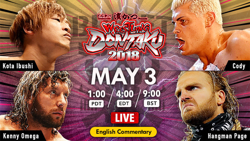 Spoiler: Big Name Set To Appear At Upcoming NJPW Event