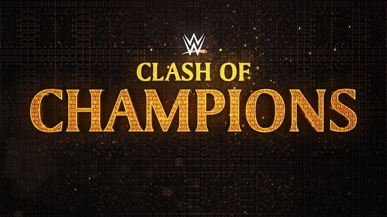 Image result for clash of champions logo