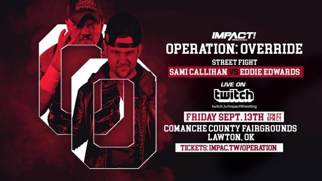 IMPACT Wrestling Operation: Override