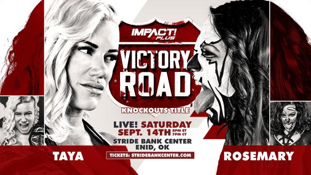 IMPACT Wrestling Presents Victory Road