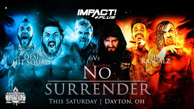 Watch Impact Wrestling No Surrender 2019 12/7/19