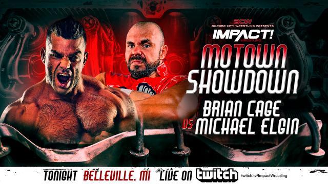 IMPACT Wrestling Motown Showdown
