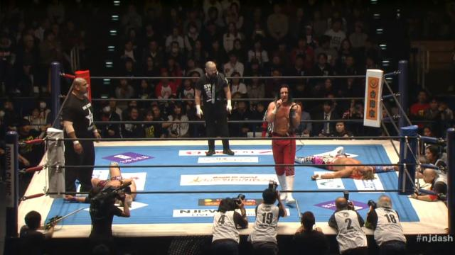 Match Ratings, Podcast Notes For NJPW New Year Dash 2019