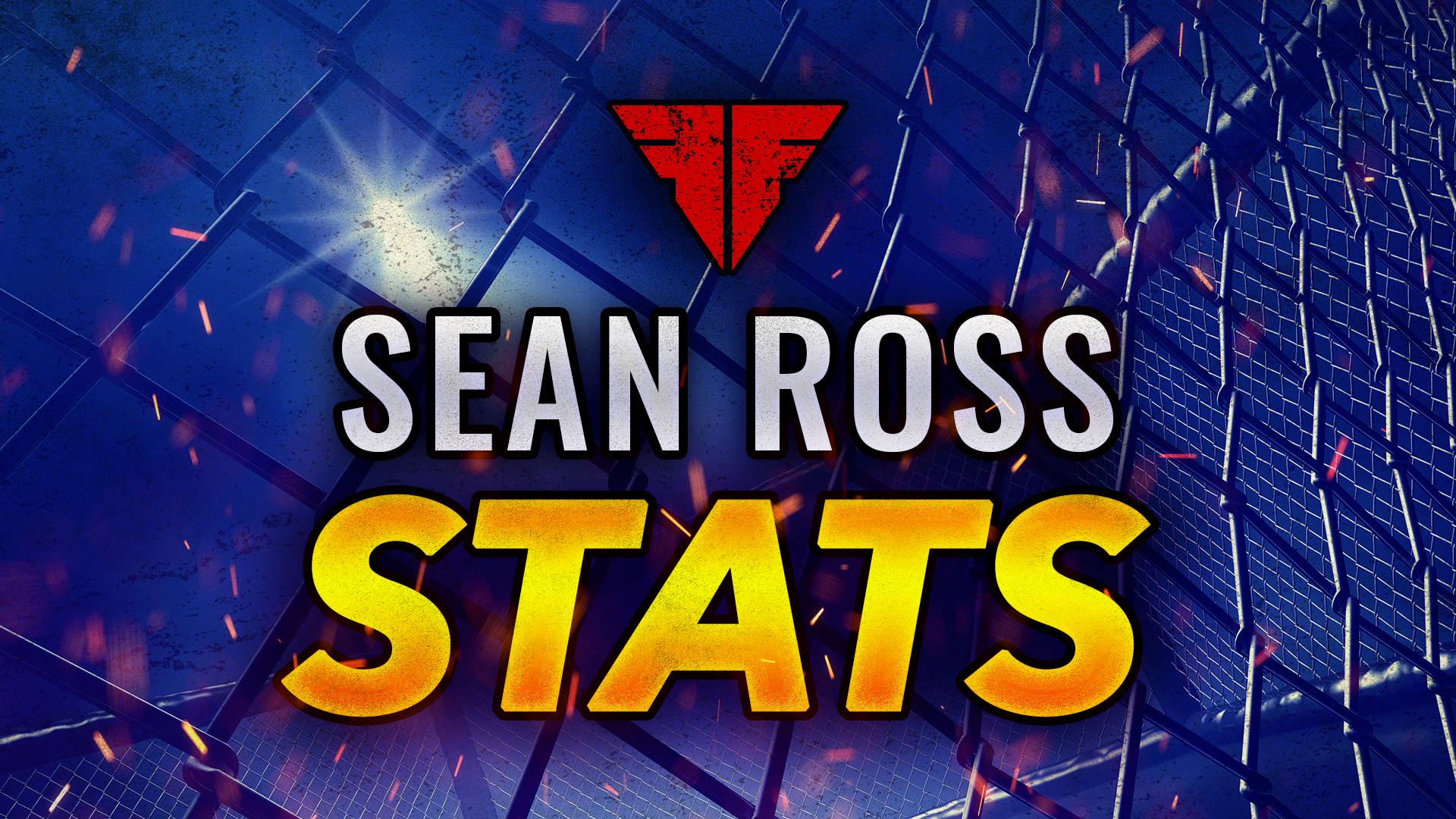 Sean Ross Stats For WWE Royal Rumble 2020