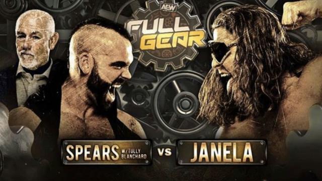 Image result for Shawn Spears vs joey janela