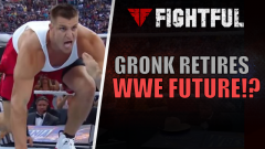 Rob Gronkowski Reportedly Retires From NFL, WWE Speculation Ensues