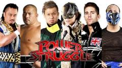 NEVER Openweight Six-Man Tag Titles On The Line At NJPW Road To Power Struggle Night One