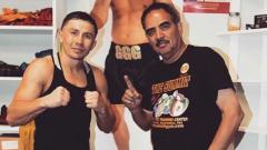 Gennady Golovkin Announces Split With Trainer Abel Sanchez