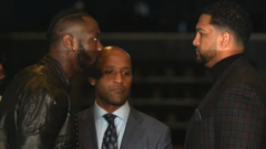 Deontay Wilder vs. Dominic Breazeale Set For May 18 On Showtime