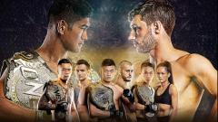 One Championship: Inside The Matrix Results: 4 Title Bouts, 2 Title Changes