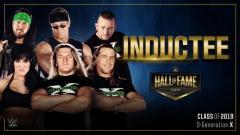 Discusión en vivo para el 2019 WWE Hall of Fame Ceremony esta noche a las 6 pm EST.