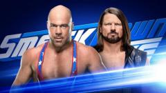 Kurt Angle To Take On AJ Styles This Tuesday On WWE SmackDown Live