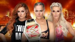 WWE Confirms Becky Lynch vs. Ronda Rousey vs. Charlotte Flair Will Main Event WrestleMania 35