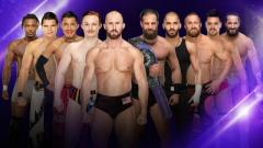 WWE 205 Live Results for 8/20/19 Ten Man Tag Team Match Captained by Gulak & Lorcan