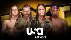 WWE Announces NXT Moving To USA Network With Two-Hour Live Show Beginning September 18