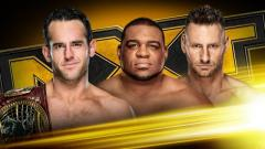 WWE NXT Live Coverage for 10/23/19 Triple Threat Match for the NXT North American Championship