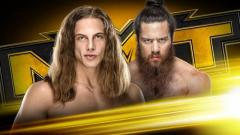 Matt Riddle vs. Cameron Grimes Added To 10/23 NXT