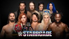 WWE Announces Lineup For Starrcade 2019