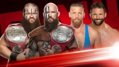 Viking Raiders To Defend Raw Tag Team Titles Against Hawkins & Ryder On 11/18 WWE Raw