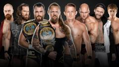 NXT UK Tag Team Titles To Be Defended In Four-Way Ladder Match At NXT UK TakeOver: Blackpool II