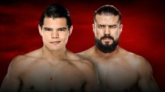 Andrade vs. Humberto Carrillo Set For WWE TLC 2019 Kickoff Show