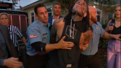 Jeff Hardy 'Arrested' After Running Over Elias; IC Title Tournament Update