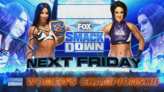 SmackDown Women's Championship Match, Carmella Appearance Set For 11/6 WWE SmackDown