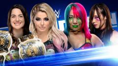 Women's Tag Team Title Rematch, Braun Strowman Set For 4/10 WWE SmackDown