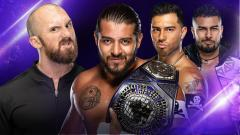 Santos Escobar To Take On Oney Lorcan, Tehuti Miles vs. Mansoor Set For 7/10 WWE 205 Live
