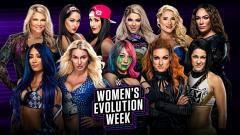 WWE Announces 'Women's Evolution Week' To Celebrate The 5-Year Anniversary Of The Divas Revolution