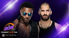 Isaiah 'Swerve' Scott And Ariya Daivairi Will Collide As Part Of 9/25 WWE 205 Live
