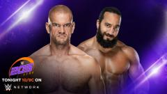 Tony Nese In Action, Three Men Enter Daivari Dinero's Division On 9/18 205 Live