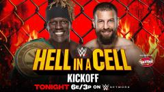 WWE 24/7 Championship Match Added To Hell In A Cell Kickoff Show