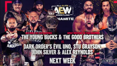 Good Brothers, Cody Responding To Shaq Set For 1/27 AEW Dynamite, New Matches Set For Beach Break
