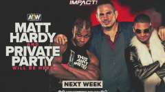 Matt Hardy And Private Party Appearance, Four Bouts Set For 2/2 IMPACT Wrestling