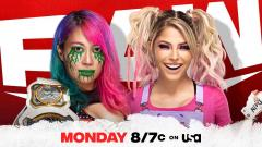 Raw Women's Championship Bout, Charlotte Flair In Action, More Set For 1/25 WWE Raw
