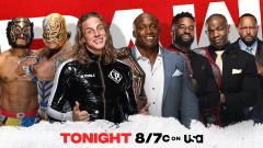 Six-Man Tag Team Bout, Charlotte Flair Match Added To 1/18 WWE Raw