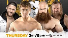 WWE NXT UK Results & Live Coverage for 12/3/20 South Wales Subculture vs The Hunt