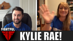Kylie Rae Putting Smiles On Faces Again, Including Her Own