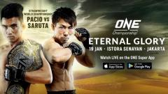 Live Coverage & Discussion For One Championship: Eternal Glory - Anthony Engelen vs. Kwon Won Il
