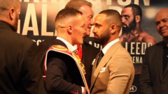 Josh Warrington vs. Kid Galahad Finalized For June 15 In Leeds