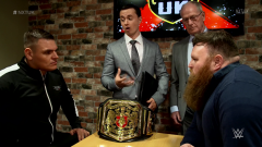 Walter vs. Dave Mastiff For The NXT UK Championship On 3/5 NXT UK, I Quit Match Set For 2/27