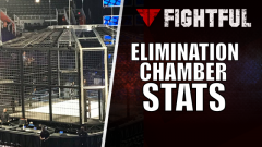 WWE Elimination Chamber Stats From Sean Ross Sapp Of Fightful.com