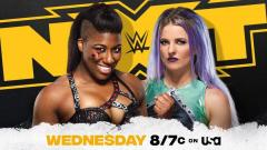 WWE NXT Results & Live Coverage for 11/25/30 Candice LeRae vs Ember Moon